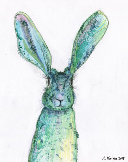 Hare that bit the Dog