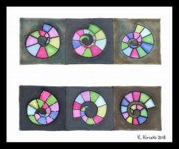 Six Spirals